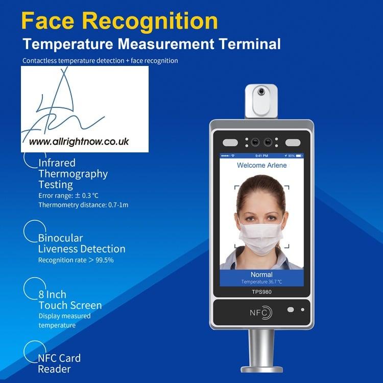 Body Temperature Screening Solutions Body temperature screening